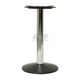 База для столу AMF Аркада 720x400 мм хром