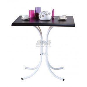 База для столу AMF Соня 800x750x580 мм лак білий