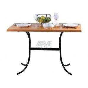 База для стола AMF Елена 709x750x660 мм алюм