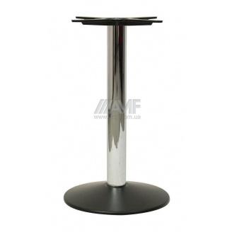База для стола AMF Аркада 720x400 мм хром