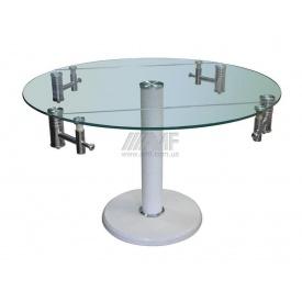 Стол обеденный AMF B 168-9 1220x770x750 мм белый