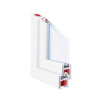 Металлопластиковое окно KBE 58