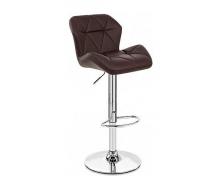 Барний стілець AMF Венсан ш/з коричневий (FT-902A) 430х480х1070 мм