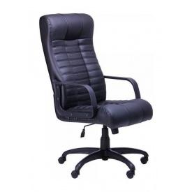 Кресло AMF Атлантис Пластик Скаден черный 62x85x107 см