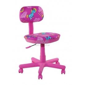 Детское кресло AMF Свити Пони розовые 102 600x600x700 мм сиреневый