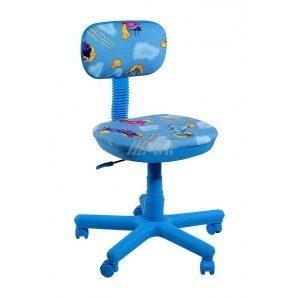 Детское кресло AMF Свити Пони голубые 600x600x700 мм голубой