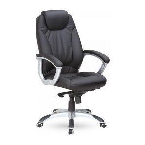 Кресло AMF Неон HB PU черный 67x66x115 см