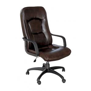 Кресло AMF Торонто Пластик Мадрас дарк браун 67x66x115 см