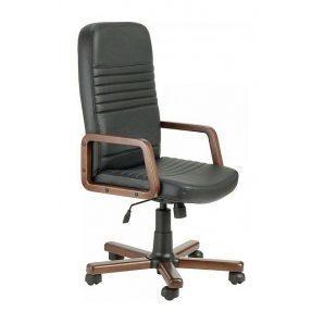 Кресло AMF Чинция Вуд Неаполь N-20 58x78x113 см орех