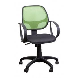 Кресло AMF Чат АМФ-4 А-1/cетка салатовая 60x68x87 см