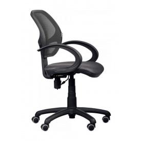 Крісло AMF Байт АМФ-5 сітка чорна 65x65x87 см