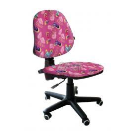 Дитяче крісло AMF Актив Поні 590x590x850 мм рожевий