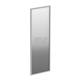 Дверцята AMF Арт Мобіл ліва 3-х секційна М-23L 410х18х1150 мм алюміній