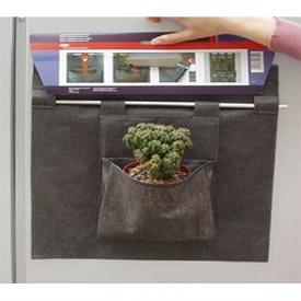 Подвесная емкость для растений 40х40 см