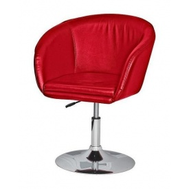 Кресло AMF Дамкар Жемчуг N-04 650х540х860 мм хром