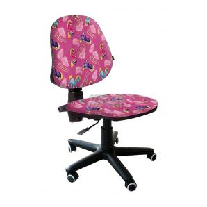 Детское кресло AMF Актив Пони 590x590x850 мм розовый