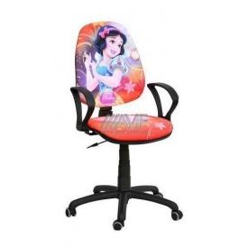 Кресло детское AMF Поло 50/АМФ-4 Дисней Принцесса Белоснежка 670х670х1060 мм