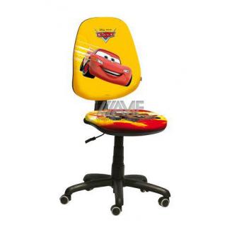 Крісло дитяче AMF Поло 50 Дісней Тачки Блискавка і Метр 670х670х1060 мм