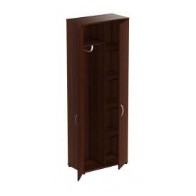 Шкаф для одежды AMF Магистр МГ-935 806х420х2196 мм орех темный