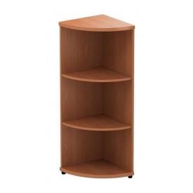 Шкаф для документов AMF Uno R-31/1 42x42x123 см вишня