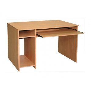 Стол письменный AMF Омега OM-110 90x60x75 см бук