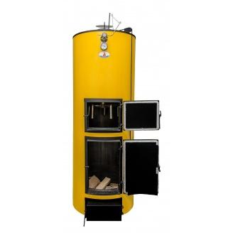 Твердотопливный котел длительного горения Буран 10 кВт