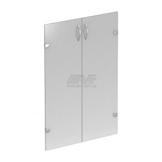 Двери стеклянные AMF Стиль SL-801 718х4х1067 мм