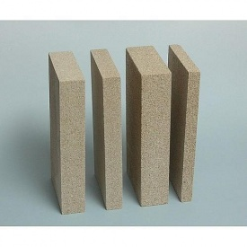 Веримикулитовая плита 1200х1000х60 мм