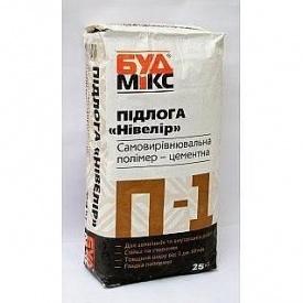 Самовыравнивающийся пол БудМикс П-1 Нивелир 25 кг
