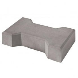 Тротуарна плитка Котушка 6 см