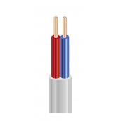 Шнур для побутових електроприладів ШВВП ЗЗЦМ 2х1