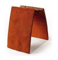 Керамическая черепица Heritage FLAME RED 265х165 мм