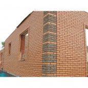 Кладка зовнішніх стін з облицювальної цегли