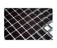 Мозаїка VIVACER прозоре скло 2,5х2,5 B050 30х30 см