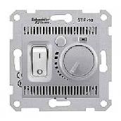 Термостат Schneider Electric Sedna SDN6000360 алюминий