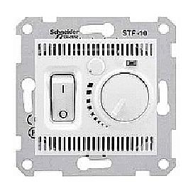 Термостат Schneider Electric Sedna SDN6000321 белый