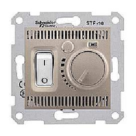 Термостат Schneider Electric Sedna SDN6000368 титан