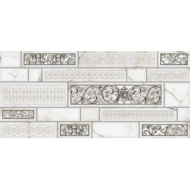 Декор Inter Cerama PLAZA 23x50 см (071)