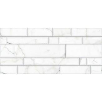 Керамічна плитка Inter Cerama PLAZA для стін 23x50 см сірий світлий