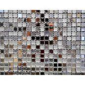 Мозаика VIVACER MS03 1х1 cм 30х30 cм