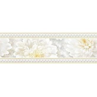 Бордюр Inter Cerama ELEGANCE 23x9,5 см серый