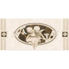 Декор Inter Cerama FENIX 23x50 см серый (Д 93 071-2)