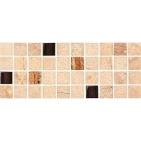 Плитка Opoczno Sahara beige border mosaic 11,7x29,5 см