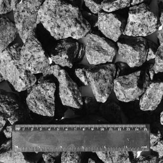 Щебень гранитный фракции 20-40 мм 30 т