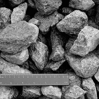 Щебень гранитный фракции 40-70 мм 30 т
