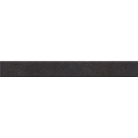 Плитка Opoczno Dry River graphite skirting 7,2x59,4 см