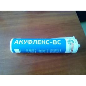 Сіліконвий віброакустичний герметик Акуфлекс-ВС 290 мл