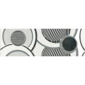 Бордюр Inter Cerama FLUID 23x7,5 см белый (БШ 15 061-1)