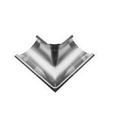 Угол водосточного желоба RHEINZINK 90 градусов 105 250х0,7 мм