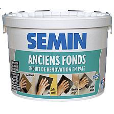 Шпаклевка готовая Semin HERCULE ANCIENS FONDS 15 кг